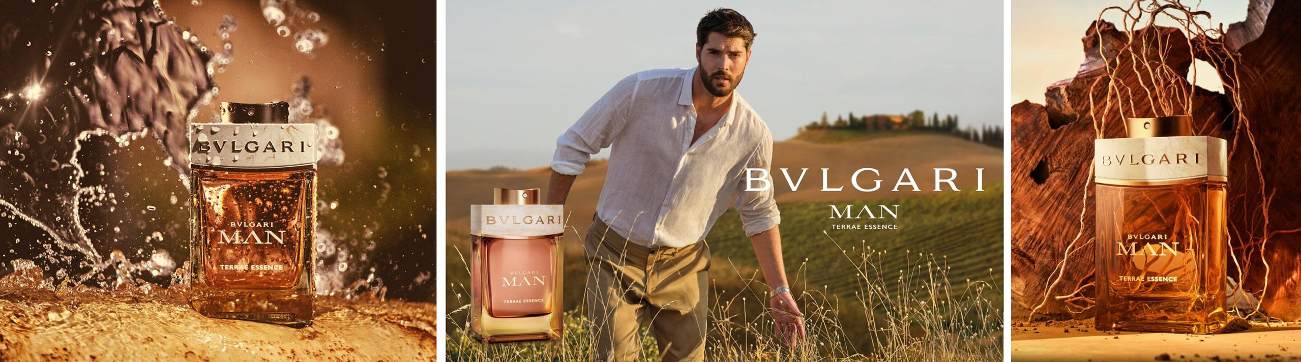 Scopri la nuova fragranza maschile di Bulgari per uomo