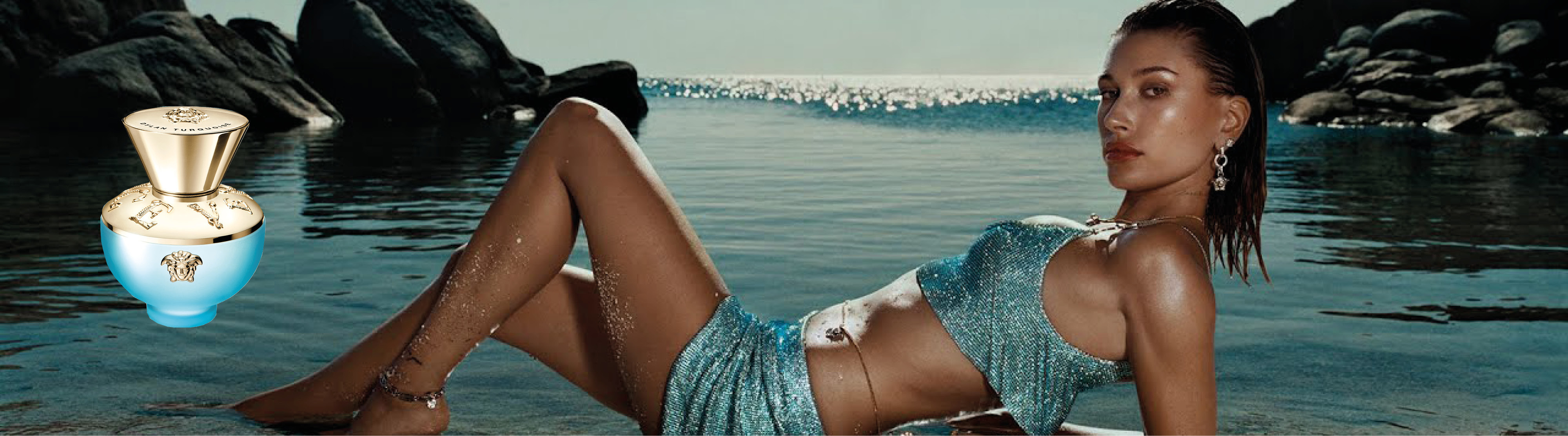 Scopri la nuova fragranza femminile firmata Versace