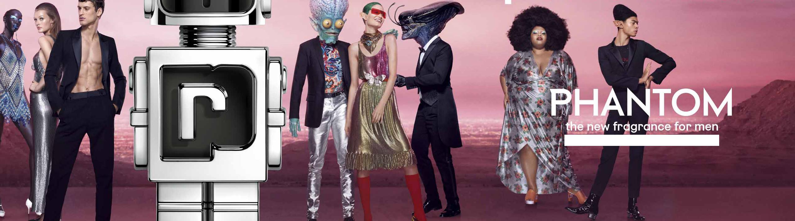 Scopri la nuova futuristica fragranza di Paco Rabanne!
